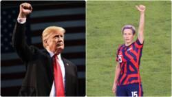 Former President Donald Trump 'attacks' US women's football team despite winning bronze at Tokyo 2020