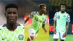 Ahmed Musa benched, here are the 11 players 'starting' for Nigeria against Algeria (team-list)