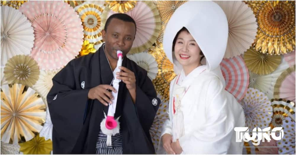 My family abandoned me for marrying Kenyan man, Japanese woman says
