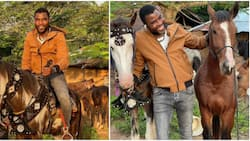 This beautiful Nupe boy is +1: Actor Ibrahim Chatta celebrates as he turns 51, releases lovely photos