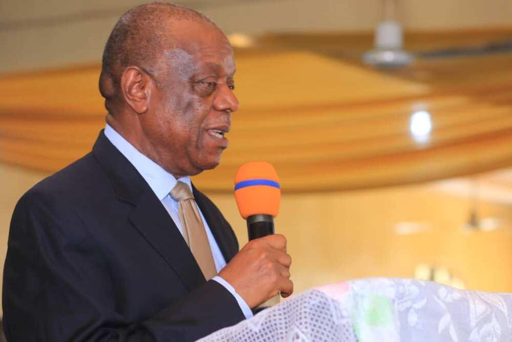 Former governor, Idongesit Nkanga, reportedly dies in hospital