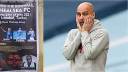 Man City fans in Nigeria organize 40 days prayer and fasting for God's intervention to beat Chelsea in UCL final