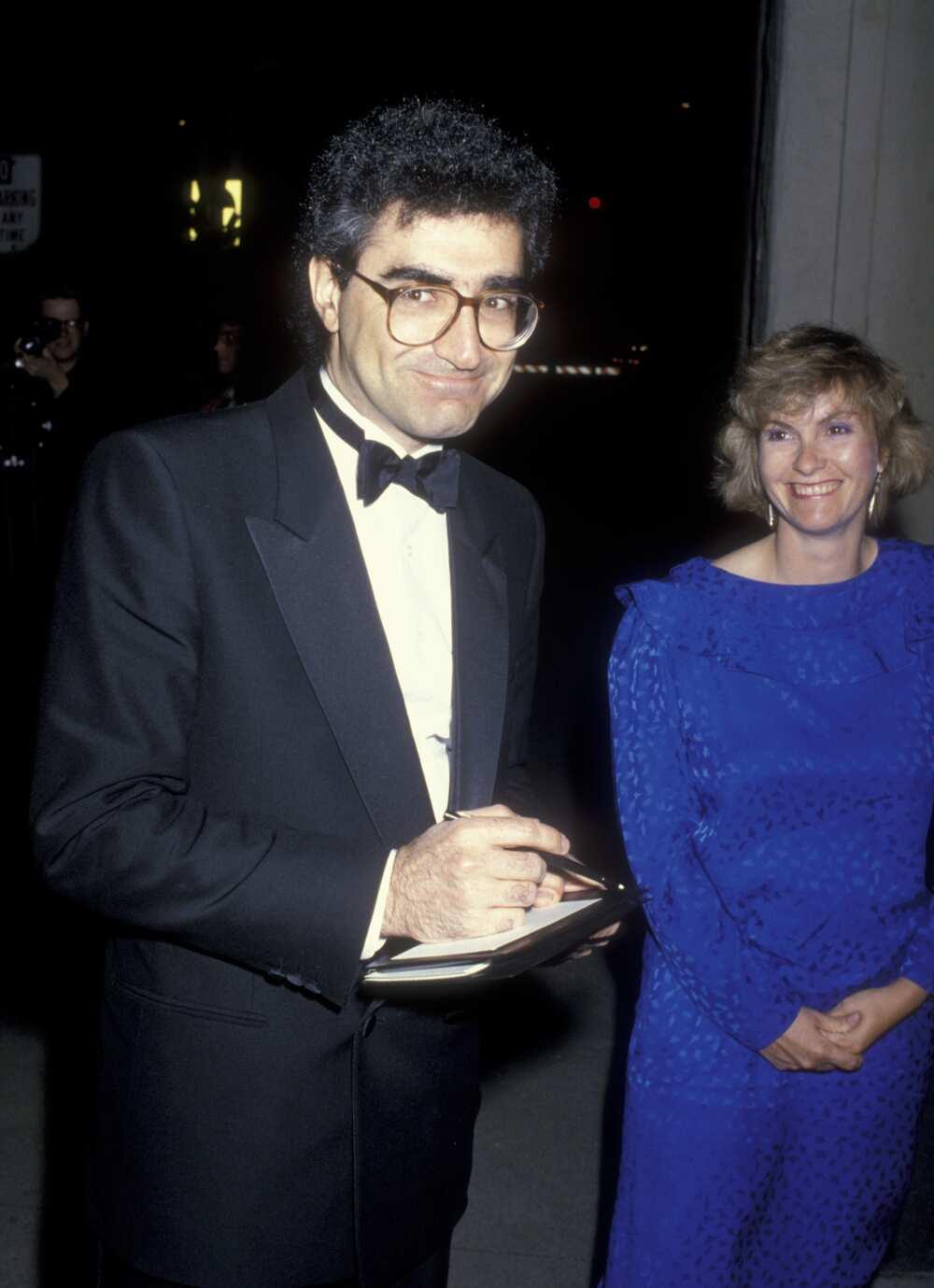 Eugene levy wife Deborah Divine