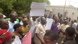 Benue pensioners say they have not been paid for over 33 months