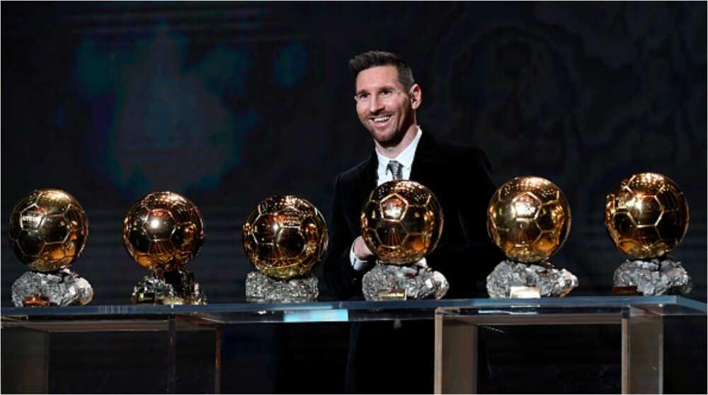 Lionel Messi: Barcelona star beats Pele, Maradona in list of top 50 greatest footballers