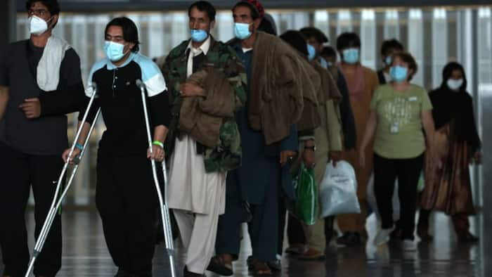 Taliban: African nation turns down request to accommodate fleeing Afghans