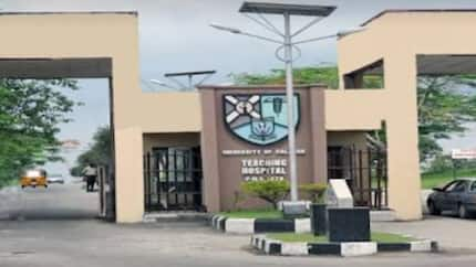 University of Calabar Teaching Hospital drowned in tears as armed robbers allegedly attack, steal new born babies