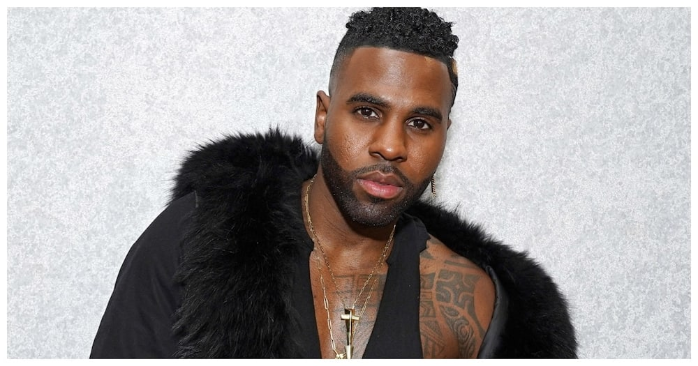 Jason Derulo has parted ways with his son's mom. Photo: Getty Images.