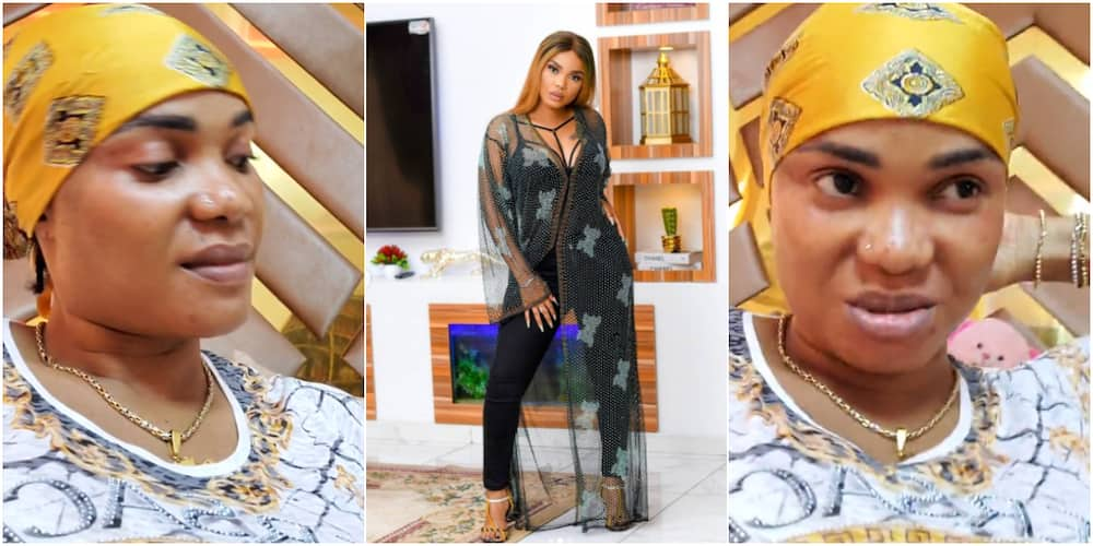 Actress Iyabo Ojo gets emotional as she opens up on battling depression over her failed marriage