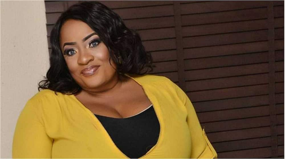 Nollywood Actress Cries Out, Says Her Son Will Not Play for Nigeria to Avoid Her Being Kidnapped