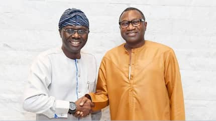 Femi Otedola endorses Sanwo-Olu for Lagos governor (photo)
