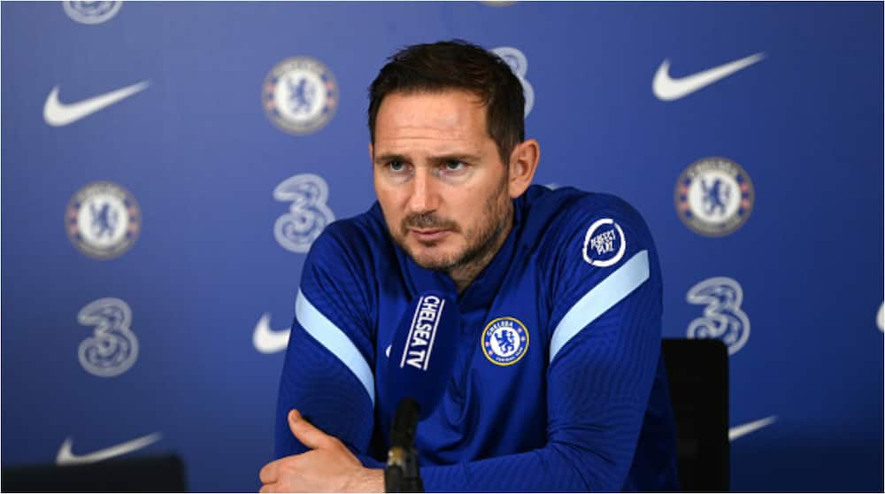 Frank Lampard: Chelsea manager disappointed players following 3-1 loss at Arsenal