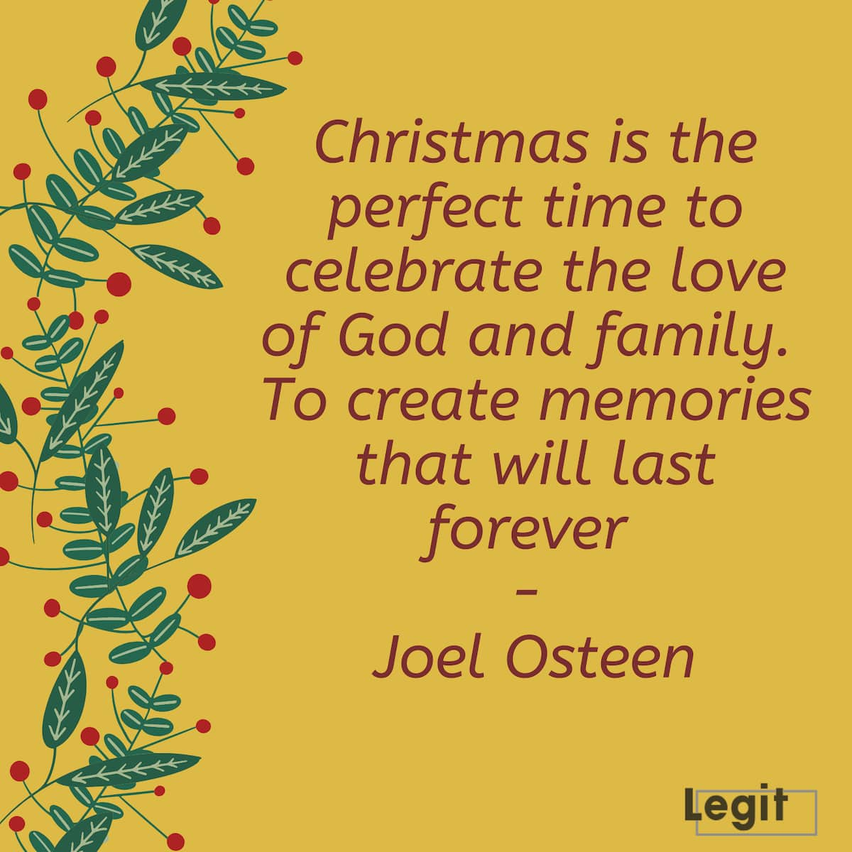 Top Christmas Card Messages And Quotes To Wow Your Family