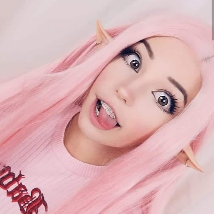 Who is Belle Delphine