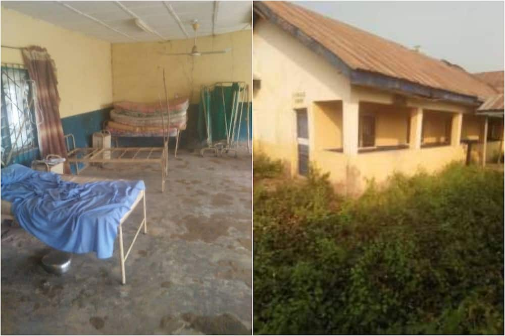 Kogi home of hospital where snakes, mosquitos chase patients by Arogbonlo Israel
