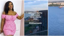 Moving on? Davido's Chioma hunts for new apartment with breathtaking sea view