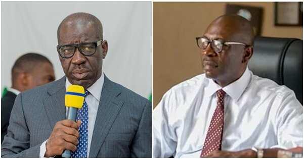 Edo governorship: Ize-Iyamu says Obaseki was not qualified to gain admission into UI