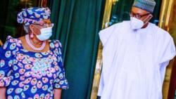 Shugaba Buhari: Okonjo-Iweala ta daga sunan Najeriya a duniya