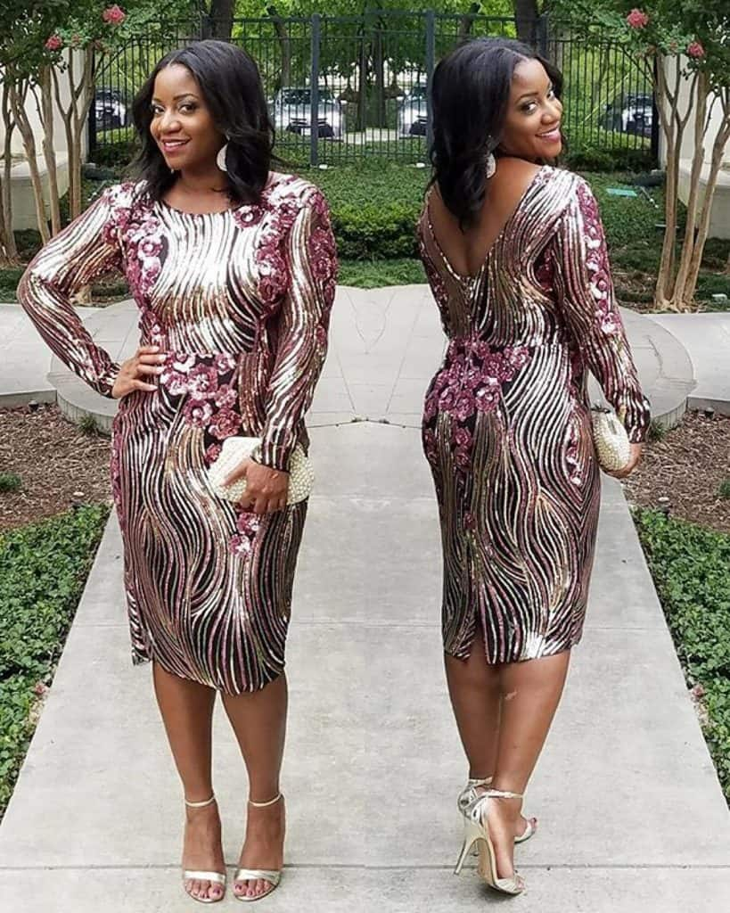 Beautiful Dresses To Wear To A Wedding In Nigeria Raveitsafe
