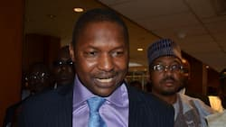 JUST IN: Malami leads panel to submit final report to Buhari