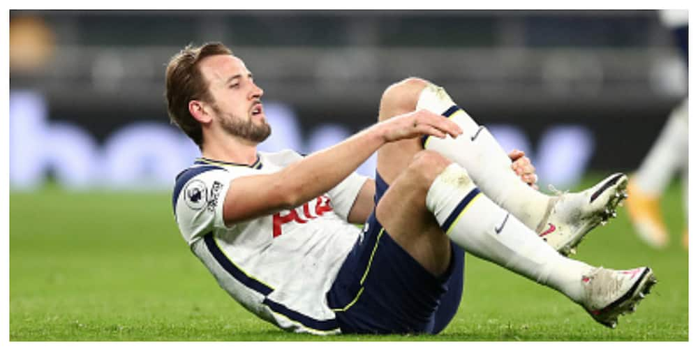 Huge blow for Mourinho as Tottenham's star player Kane set to be out for many weeks