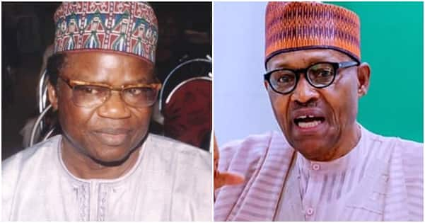 President Buhari reacts to death of former APC chieftain