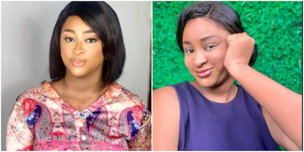 Actress Etinosa questions men who invite side chics to their matrimonial homes
