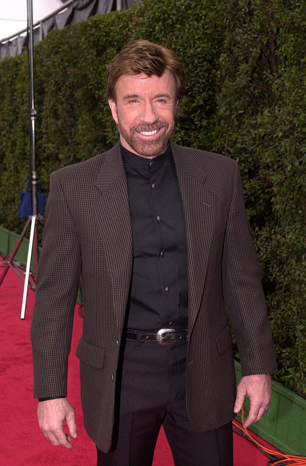 How much is Chuck Norris worth?