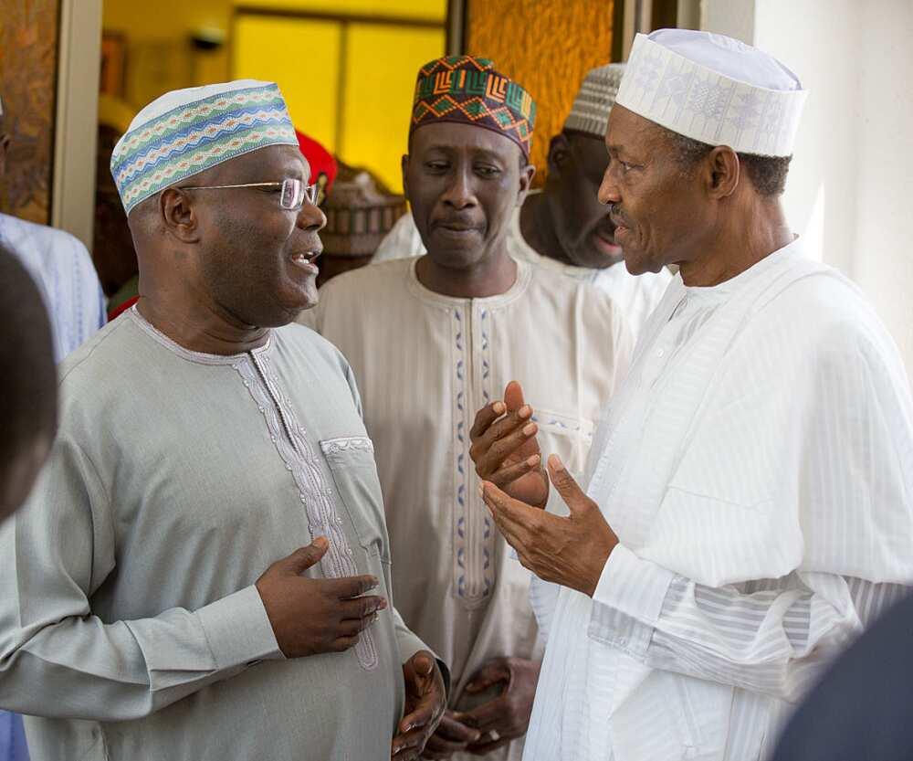Who is Atiku Abubakar?