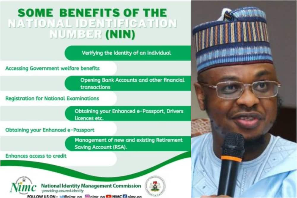 National ID: Are you registered for NIN? These are the 7 benefits you will enjoy
