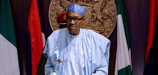 President Buhari mourns victims of bomb blasts in Konduga