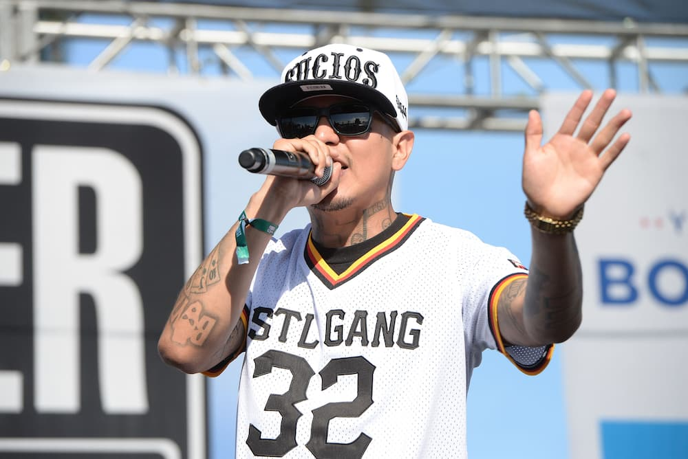 How old is King Lil G?