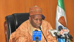 Lawmakers pass Vote of Confidence on Gombe Governor Muhammad Yahaya