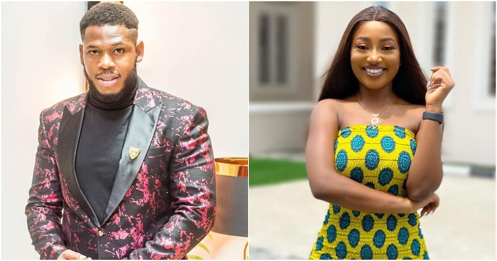 BBNaija reunion: I Gave Everything To Make Us Stick Together - Frodd talks about his love for Esther (video)
