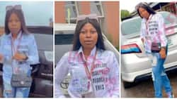 Aggressive malpractice brought me this far: Pretty lady shares secret, dances in video after final exams