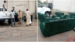 Car wash operator in trouble after thoroughly washing client's chairs instead of cleaning them