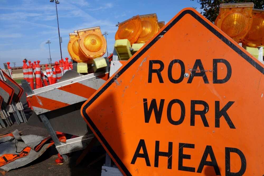 Nigeria road signs