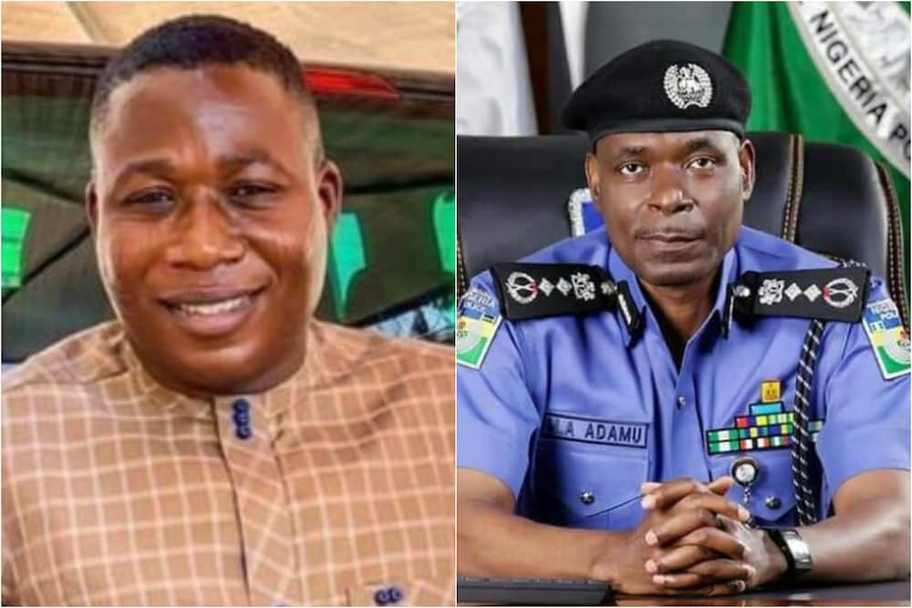 Sunday Igboho breaks silence over IGP's order for his arrest