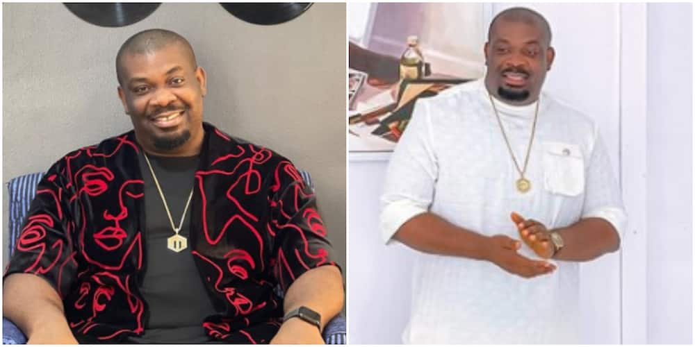 Don Jazzy takes giveaway to another level
