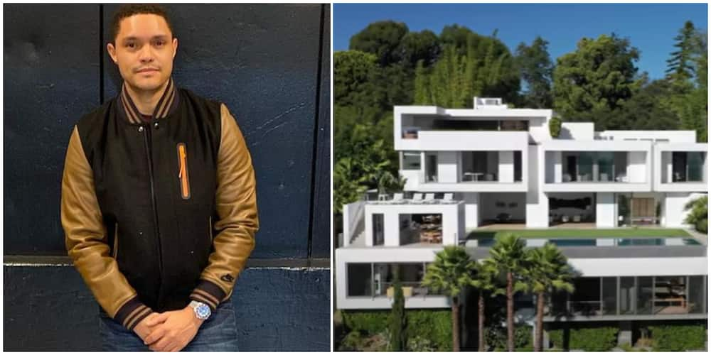 Trevor Noah splashes N10bn on new mansion with 6 bedrooms and 11 bathrooms (photo)