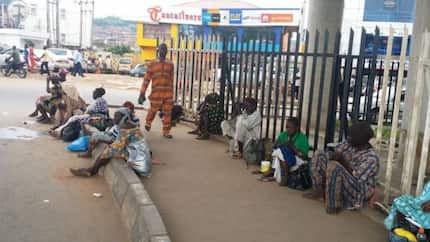 Corporate beggars at war with street beggars in Ibadan
