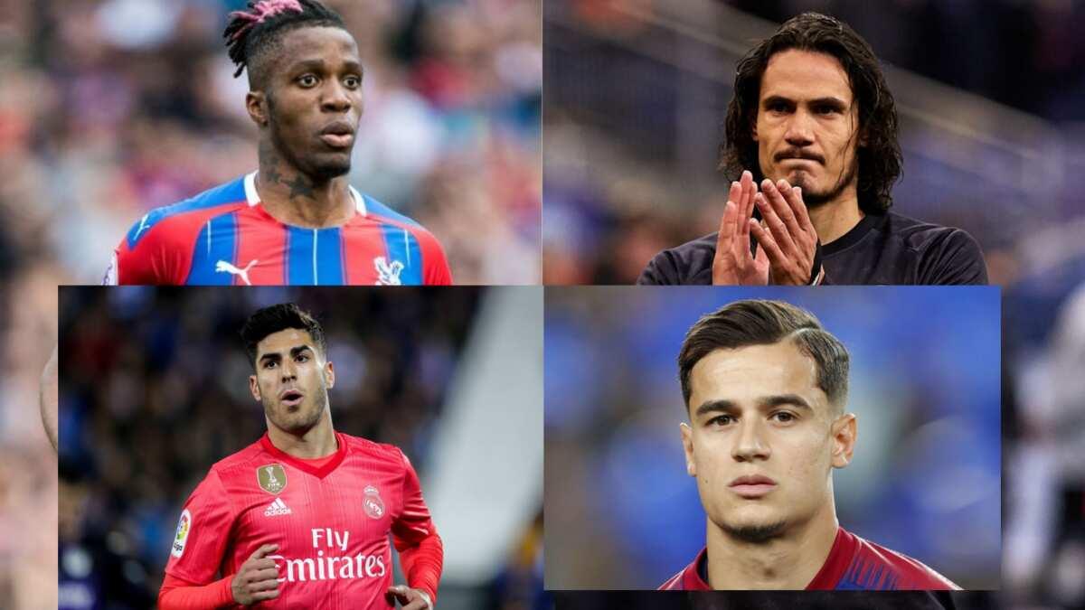 Chelsea reportedly plot move for Cavani, Asensio, Zaha, Coutinho if no FIFA ban