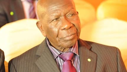 Kenyans express displeasure over appointment of 91-year-old former VP Moody Awori to govt job