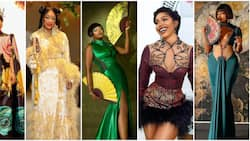 Mo Abudu at 57: Celebs attend oriental-themed party, Toyin Abraham, Rita Dominic, others step out in style