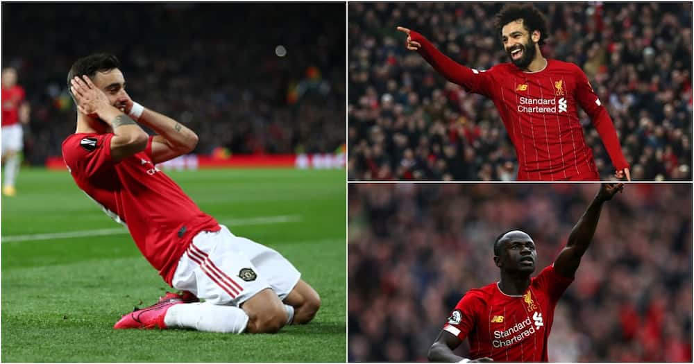 Mo Salah beats Fernandes, Sterling to emerge Premier League's most valuable player