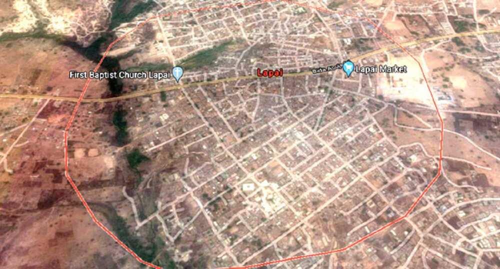 Masarautar Lapai Ta Tuɓe Wa Dagaci Rawani a Jihar Niger