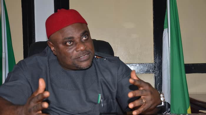 Anambra: I'm shocked by deputy governor's defection to APC, APGA chairman says
