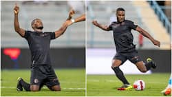 Jubilation as Nigeria football star scores sixth goal of the season after inspiring top club to away win