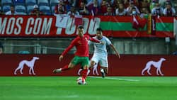 Jubilation as Cristiano Ronaldo increases goals record for Portugal after win over Qatar