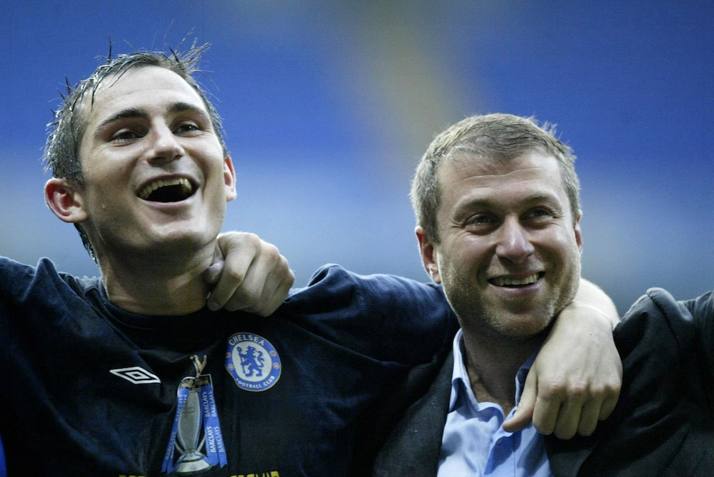 EXPLAINER: Why we sacked Lampard - Chelsea owner Abramovich opens up